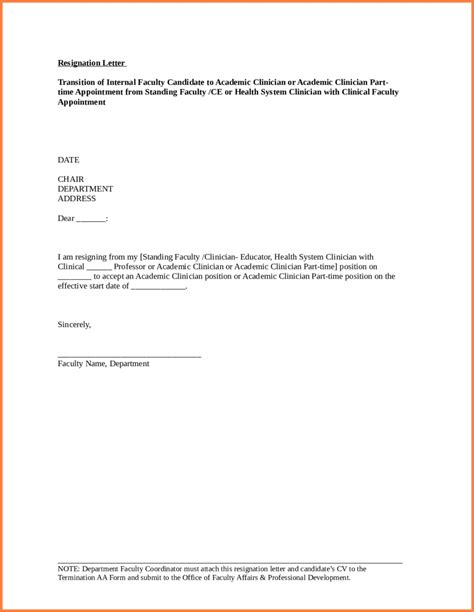 Resignation Letter Qatar resign application image collections cv