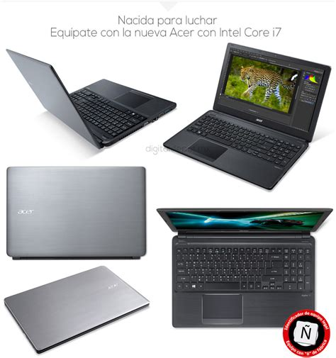 Laptop Acer I7 Ram 4gb laptop acer aspire v5 4gb ram i7 x4 gamer 1tb exp