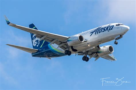 alaska air adds new 737 700 cargo jet gets ready to retire combis airlinereporter