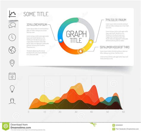Infographic Dashboard Template 7367 01 Infographic Dashboard Elements For Powerpoint 16 215 9 2 Infographic Dashboard Template