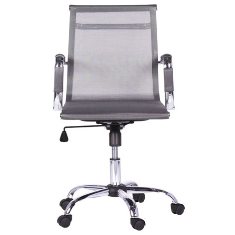 Silver Desk Chair by Office Chair 8801 Silver Price 87 13 Eur