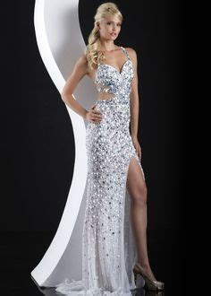 white prom dresses with diamonds prom dresses with diamonds