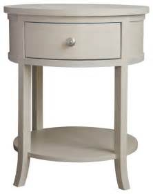 Bedroom Side Tables Houzz Carlisle Bedside Table Transitional Nightstands