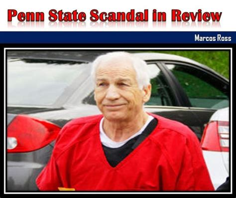 Penn State Barnes And Noble Penn State Scandal In Review By Marcos Ross Nook Book
