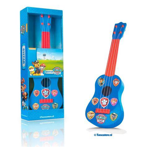speelgoed paw patrol paw patrol speelgoed gitaar