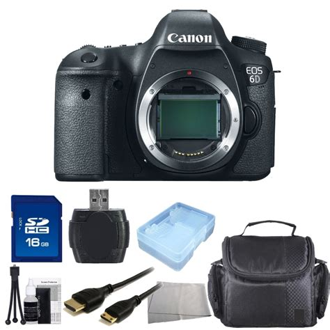 eos 6d dslr canon eos 6d n dslr only accessory