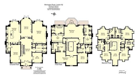 20000 sq ft house plans 163 32 million newly built 20 000 square foot brick mansion