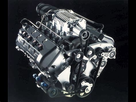 ford motor 2005 ford gt engine 1024x768 wallpaper
