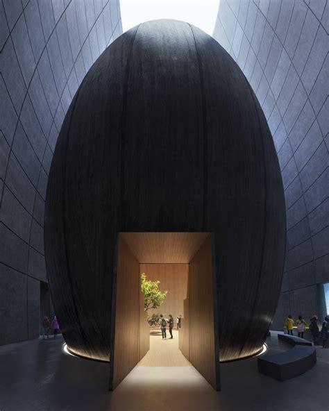 snohetta reveals  visitor center  complement