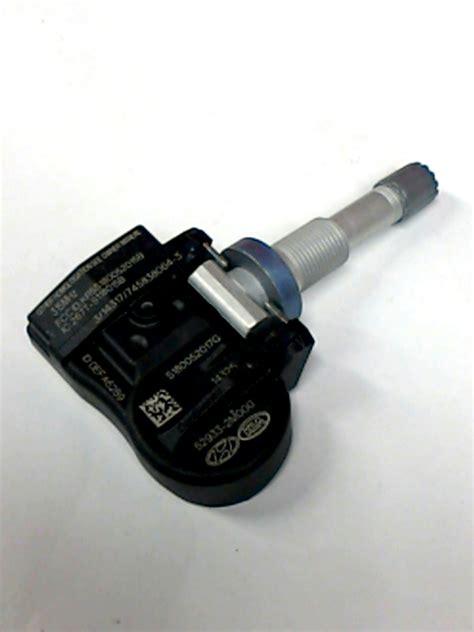 Kia Tire Pressure 2012 Kia Optima Sensor Tire Pressure Monitoring System