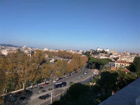colle aventino giardino degli aranci vista dall alto dal giardino degli aranci 1 fotograf 237 a de