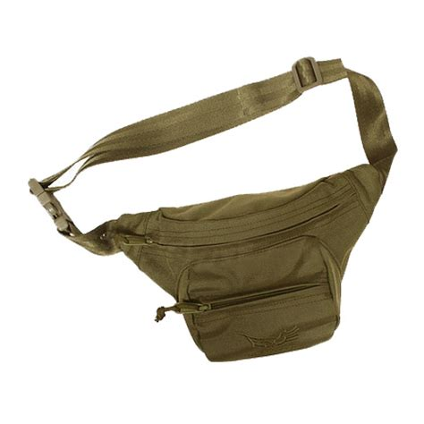 Waistbag Brown 1 flyye low pitched waist pack coyote brown waist packs 1st