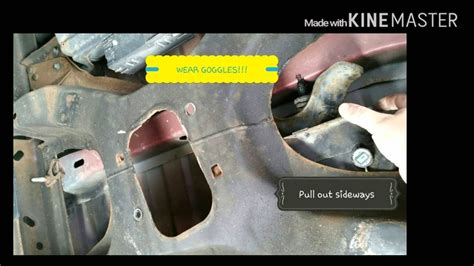 ford  lost spare tire key fix youtube