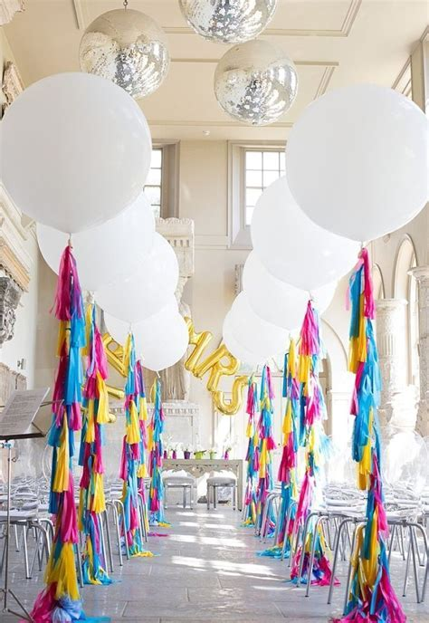 25  Best Ideas about Wedding Balloon Decorations on