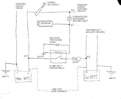 split circuit wiring circuit free printable