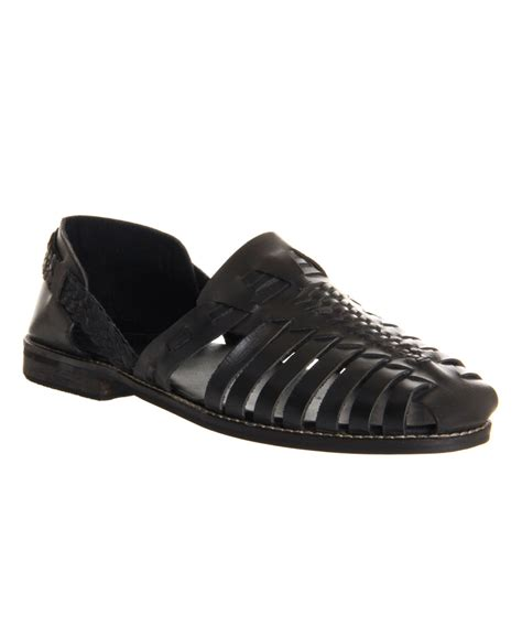 black mens sandals black sandals mens sandals black leather
