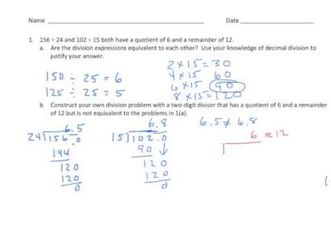 engageny diagram grade 5 engageny eureka math module 4 lesson 17