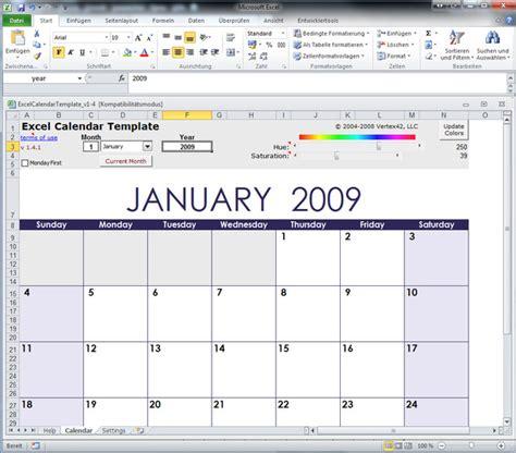 Word Vorlage Jahreskalender Kalender Mit Excel Erstellen Kalender 2017