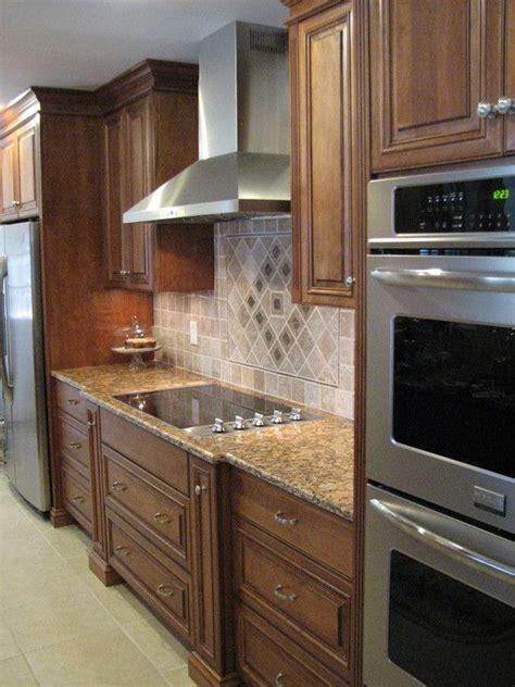 kitchen designs from warendorf walnut compact kitchen design 1000 ideas about small galley kitchens on pinterest