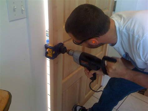 How To Install A Door Knob by Doors Windows How To Install A Door Knob Door Knob
