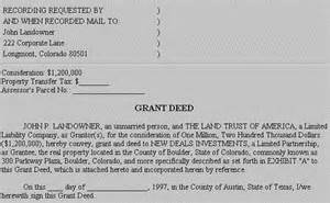 example document for grant deed