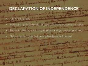 declaration of independence sections american revolution timeline by eraina mcmillan