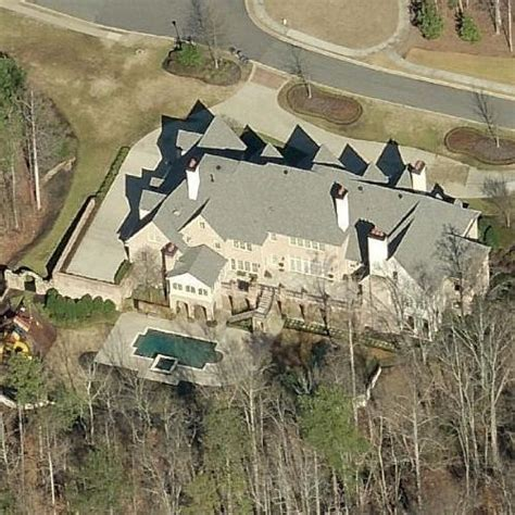chrisley house location michael todd chrisley s house former in roswell ga google maps 2