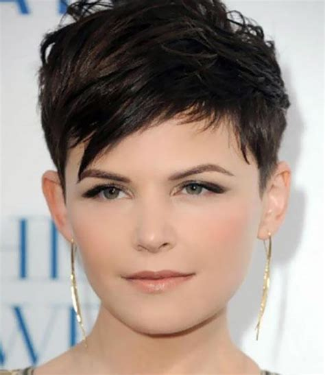 cool pixie haircuts for round faces wardrobelooks com 1000 ideas about round face hairstyles on pinterest