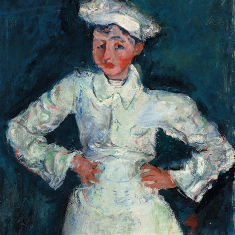 soutines portraits cooks waiters cha 239 m soutine frieze