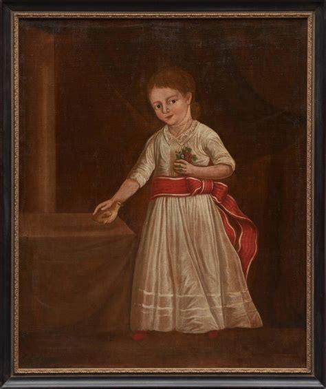 seabrook family portraits   payne limner virginia