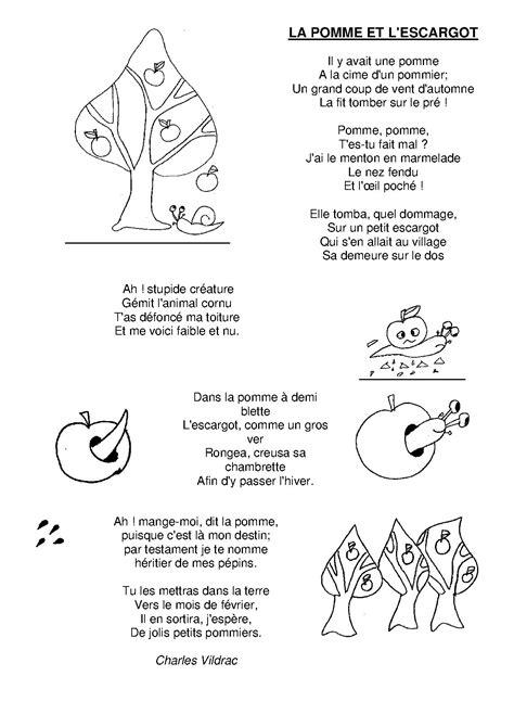 comptines automne - la maternelle de Camille