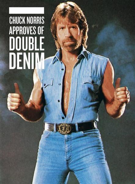 Jean Shorts Meme - double denim is the way to go dr denim jeans australia
