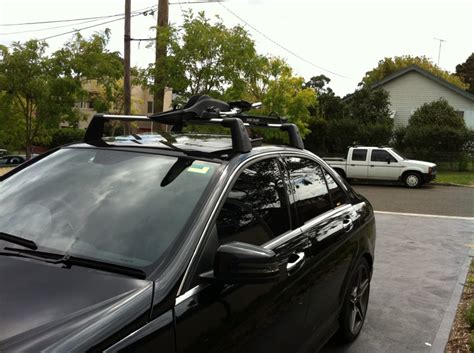 Thule Roof Racks Sydney by Roof Rack Mbworld Org Forums