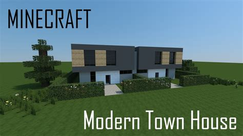 modern house 12 minecraft inspiration youtube minecraft modern town house full interior download