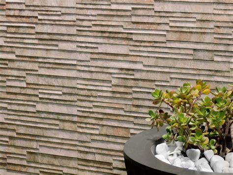 Outdoor Porcelain Stoneware Wall Tiles Mindanao By Realonda Garden Wall Tiles