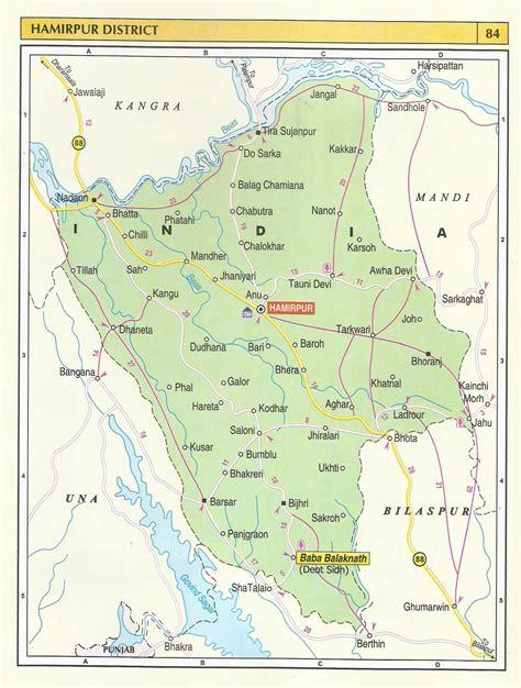 map of tourist himachal pradesh tourist maps himachal pradesh travel guide