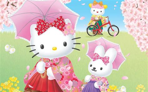 kitty  friends wallpapers wallpaper cave