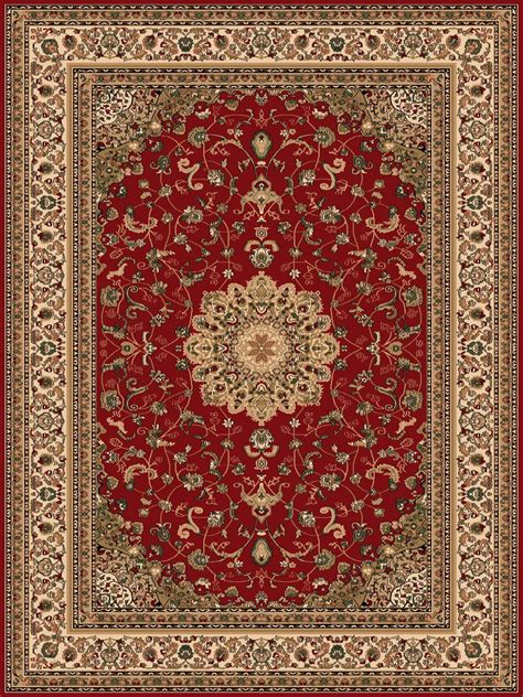 Classic Rug by Turkish Rugs Belkis 725 Classic Rug Turkish