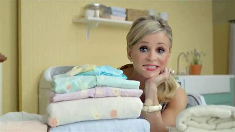 unstoppable commercial actress downy unstopables tv spot closet featuring amy sedaris