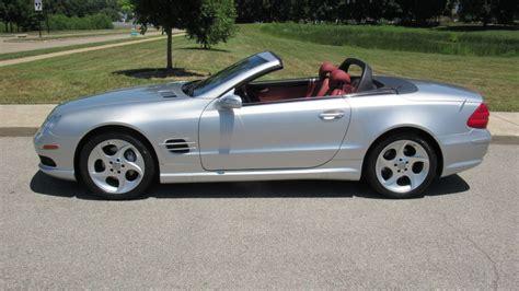 convertible mercedes 2004 2004 mercedes sl500 convertible s60 denver 2016
