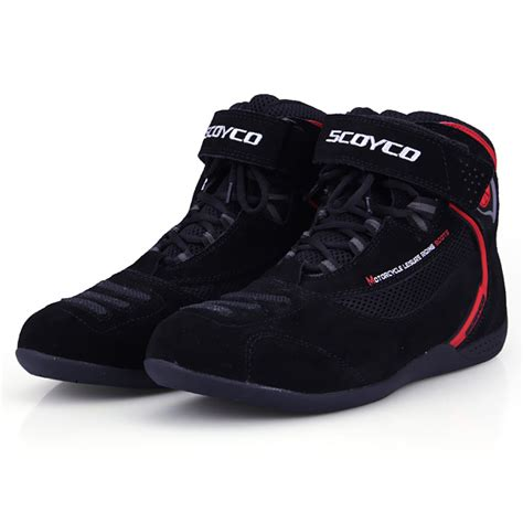 moto riding boots racing boots motorcycle riding boots shoes for scoyco