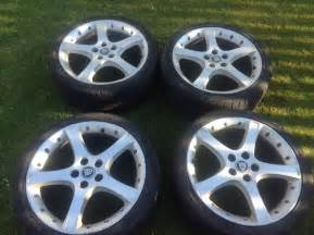 Jaguar S Type Alloy Wheels 4 Proteus 18 Inch Jaguar X Type Alloy Wheels In
