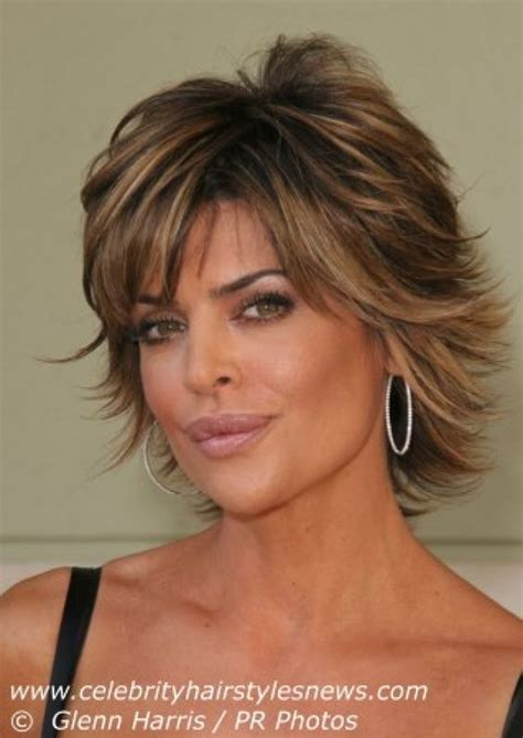 womens hairstyles similar to lisa rena lisa rinna pull it and layered hair on pinterest