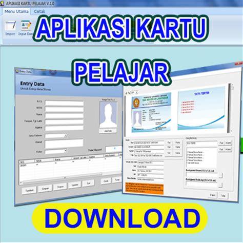 download software untuk membuat id card membuat id card online dengan mudah software kartu