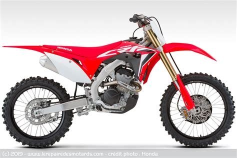Honda Motocross 2020 by Motocross Honda Crf250r Et Crf450r 2020