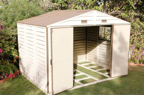 duramax woodside vinyl shed 10 x 8 ft storage barn plans free 8 x 8 shed plans duramax
