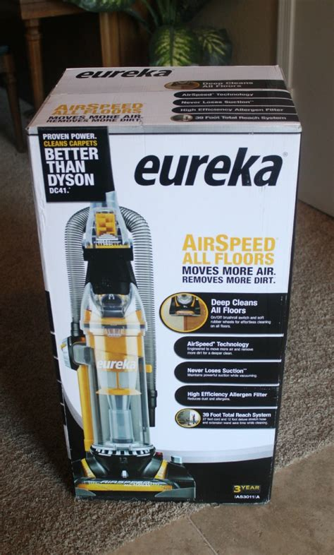 Eureka Airspeed All Floors by Cleaning Up Kid Messes With The Eureka Airspeed All