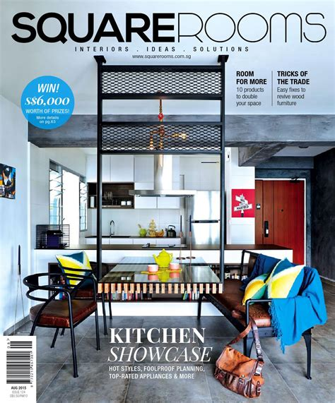 room magazine squarerooms august 2015 preview by squarerooms issuu
