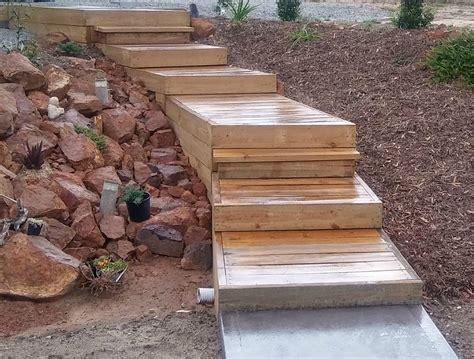 Platform Stairs Design Outdoor Platform Stair Design