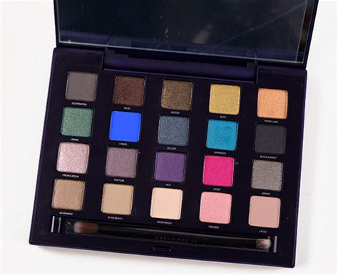 Decay Vice decay vice eyeshadow palette review photos swatches part 1